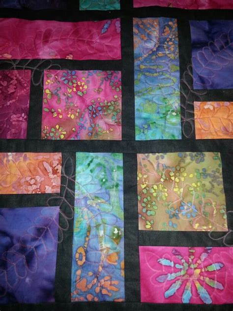 Stained Glass Patchwork Patterns - best 25 batik quilts ideas only on stained