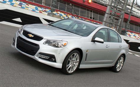 chevrolet ss 2014 chevrolet ss first look motor trend