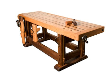 woodworker bench roubo style workbench finewoodworking