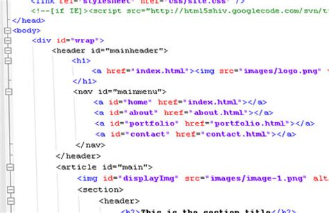 html5 sections should you be using html5 today alphr