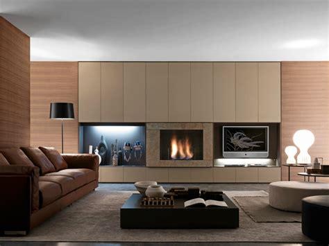 modernes industrie wohnzimmer modernes wohnzimmer mit kamin gestalten 30 bilder