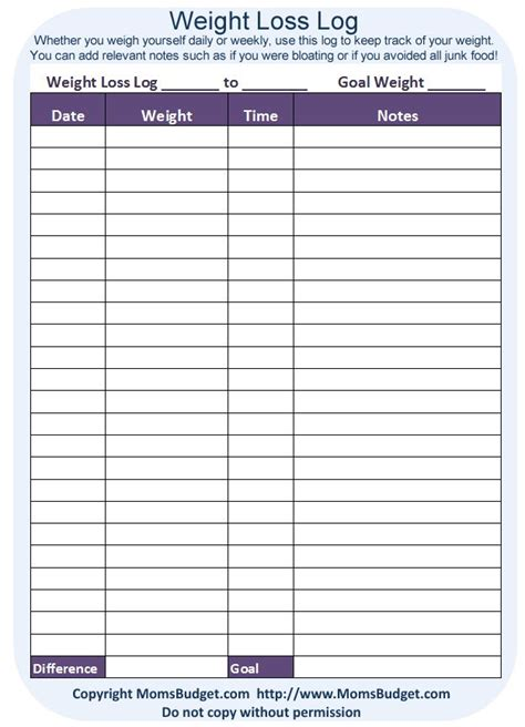 printable exercise routines for weight loss 10 best motivation worksheet images on pinterest health