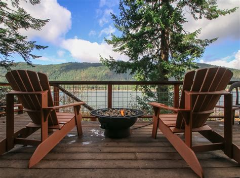 journey s end on fish lake nw comfy cabins vacation rentals