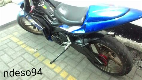 Modifikasi Jupiter Z Untuk Touring by Modifikasi Ekstrim Jupiter Mx Bebek Semi Sport Racing Ndeso94