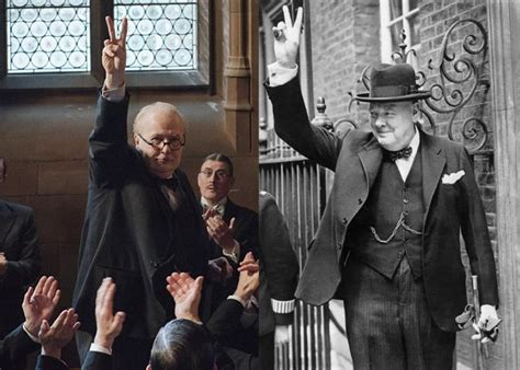 darkest hour vs dunkirk what s fact and what s fiction in darkest hour