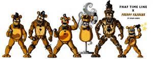Fnaf time line by edgar games watch fan art digital art drawings games