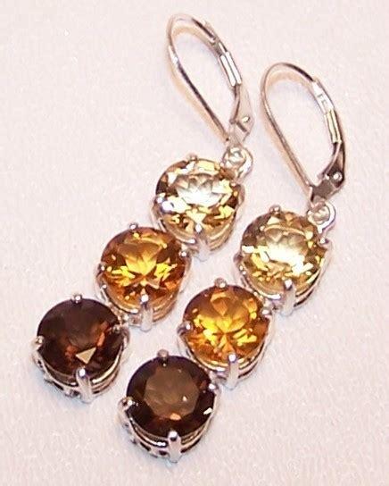 Citrine Quartz 320 Cts citrine smoky quartz 11 5 cts sterling silver earrings made in usa genuine gemstone