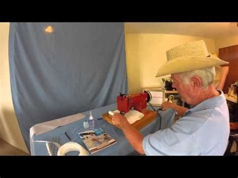 boat upholstery sewing machine boat reupholstery and seats repair diy chapter 4