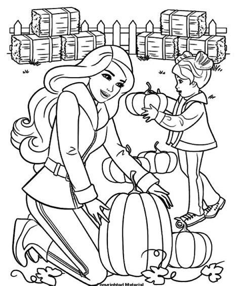 dress up coloring pages a woman bought a nice dress