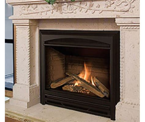 Zero Clearance Fireplace Inserts by Archgard 3600 Dvtr24n Zero Clearance Gas Fireplace Nw