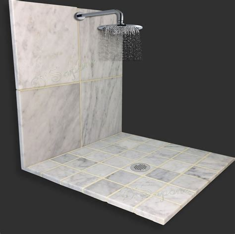 Sealing Shower Tile by Marble Shower Restoration Sealing Cleaning Grout Tile