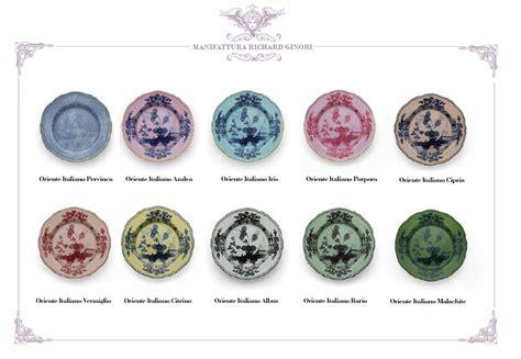 doccia manifattura ginori porcellane decorate richard ginori antico doccia oriente italiano pervinca