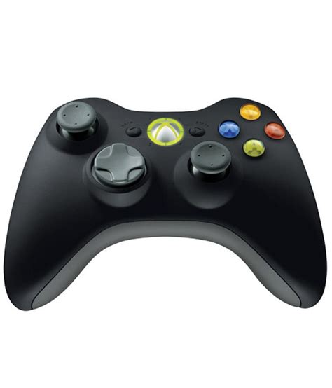 Microsoft Xbox 360 Controller buy microsoft xbox 360 wireless controller for windows and xbox 360 console at best price