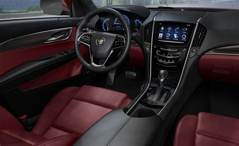 Cadillac Interior by Car And Driver