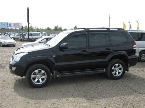 Toyota 2007 For Sale 2007 Toyota Land Cruiser Prado For Sale 4000cc Gasoline