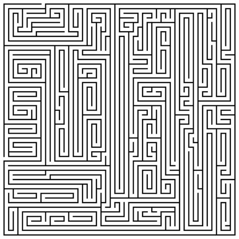 maze runner printable 1000 images about mazes on pinterest
