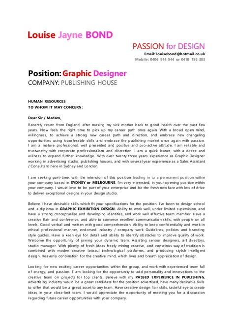graphic designer resume sles 2015 louise bond resume graphic designer july 2015