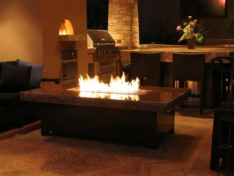 Tag Doormats Propane Fire Pit Modern And Attractive Element Of The