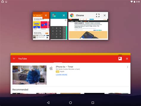 android style guide android n has a quot freeform quot desktop style floating app window mode droid