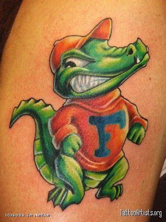 florida gators tattoos 21 best gators tattoos images on florida