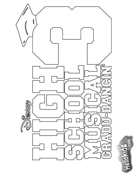 coloring pages high school high school musical coloring pages high school musical