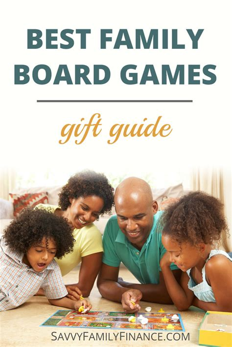 best family board games a gift guide savvy family finance