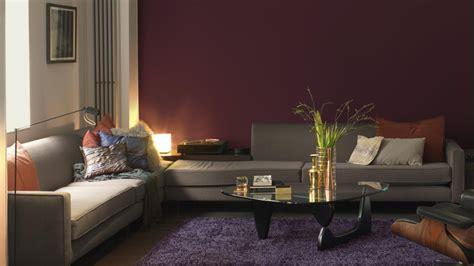 Supérieur Couleur Chaleureuse Pour Salon #2: de-la-couleur-pour-un-salon-chaleureux.jpg