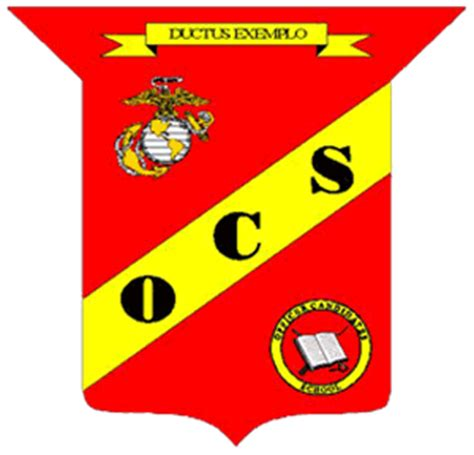 Officer School by Officer Candidates School United States Marine Corps