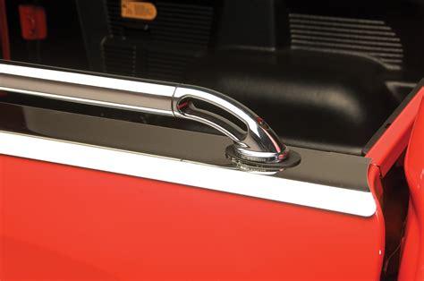 putco bed rails putco boss locker truck bed rails
