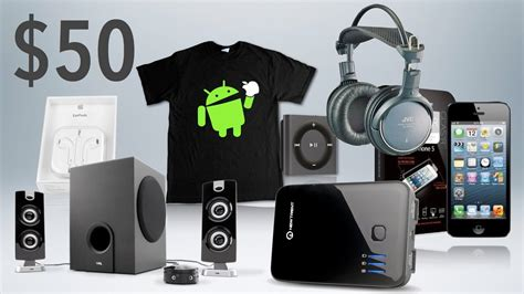 coolest tech gifts best tech geek gifts under 50 2012 holiday gift guide