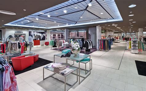 Fischer Fashion Store Halle Germany 187 Retail Design Blog