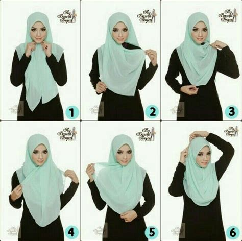 tutorial jahit turban 62 best images about pola tudung on pinterest ties