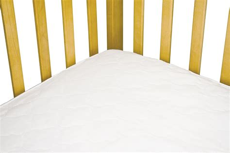 Sealy Naturals Crib Mattress Pad Sealy Cotton Crib Mattress Pad 52 Quot X 28 Quot New Free Shipping Ebay