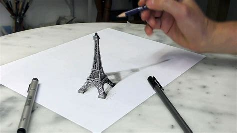 how to make 3d illusion how to draw illusions on paper www pixshark com images