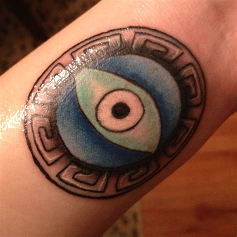 tattoo turkish eye evil eye tattoo everything beautiful pinterest