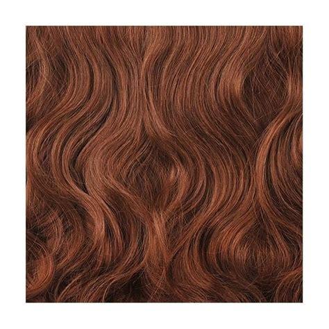 color 33 hair auburn wave hair extension colour 33