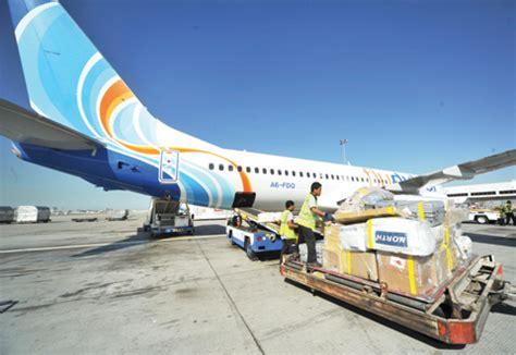 arabian aerospace flydubai adds to kuwait s freight expectations