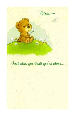 Printable Thinking Of You Cards Free