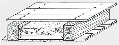 strohdecke sanieren holzbalkendecke aufbau altbau energie und baumaschinen