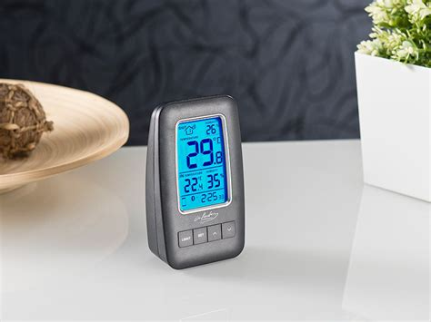 app thermometer innen infactory thermometer hygrometer datenlogger mit