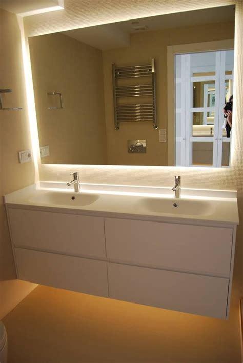 Bathroom Storage Ideas Pinterest by Las 25 Mejores Ideas Sobre Espejos De Ba 241 O En Pinterest