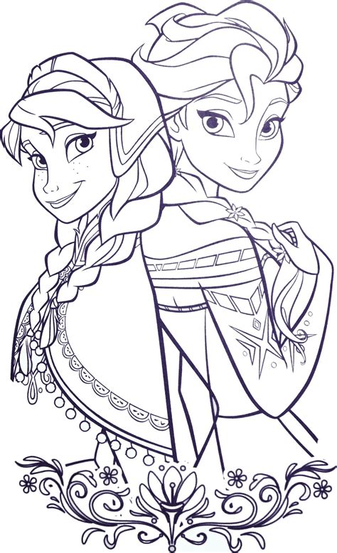 free how to draw esla coloring pages
