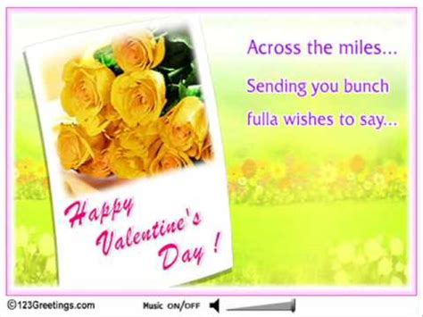 valentine s day wishes for friends youtube