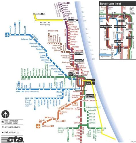 chicago brown line map 28 brown line map chicago brown line service disrupted