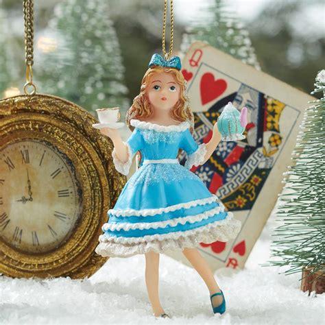 alice  wonderland christmas decorations   christmas