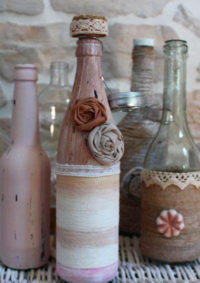 come decorare un vaso di vetro 17 ideas about decorare barattoli di vetro su