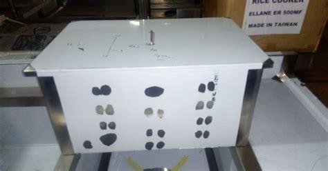 Mixer Roti Hobart kerinda cahaya equipment grease trap
