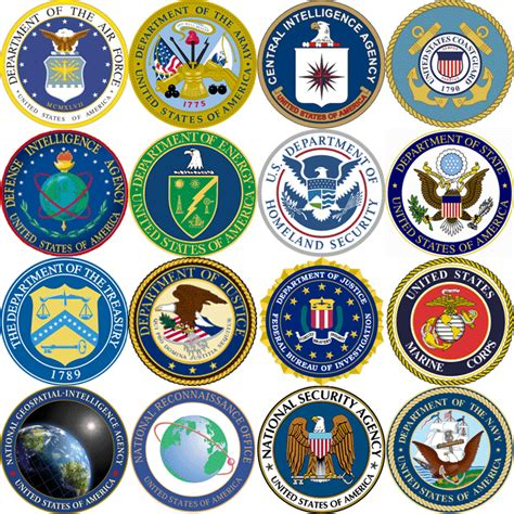 All 15 Cabinet Departments by United States Intelligence Community The Wiki