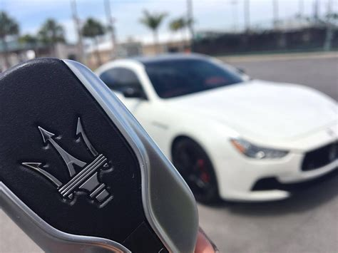 maserati ghibli key the weirdest features of the maserati ghibli s key fob