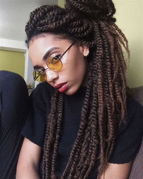 pictures of marley twist hairstyles marley braids hairstyles all best marley braid styles